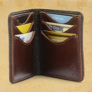 Leather Medium Bilfold Wallet
