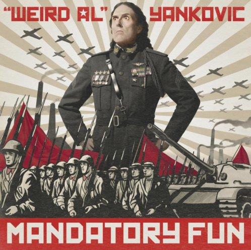 Mandatory Fun Weird Al