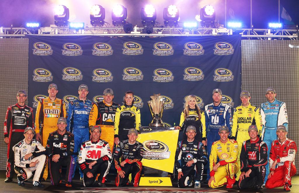 NASCAR Playoff Contenders