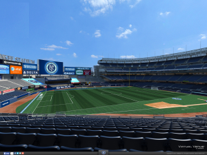NYCFC Seats, Section 228, Row 15