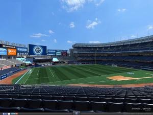 NYCFC Seats, Section 228, Row 15