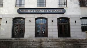 General Hooker Entrance