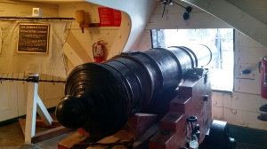 Old Ironsides Cannon