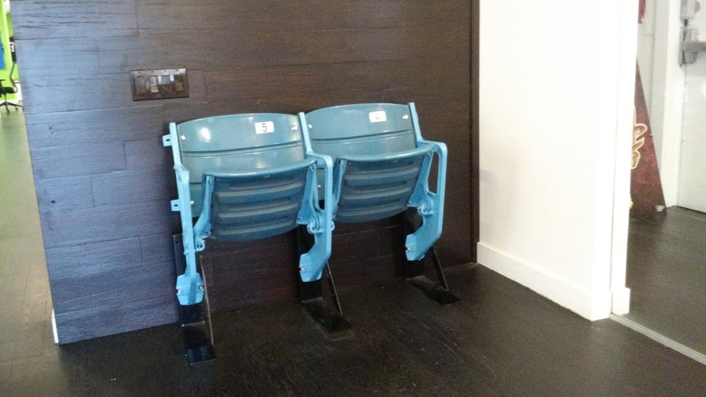 Fan Duel Seats