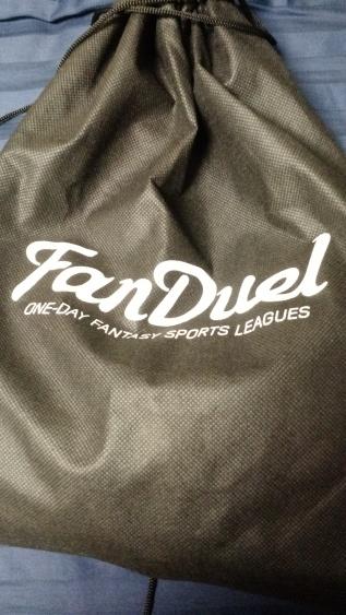 FanDuel Swag Bag