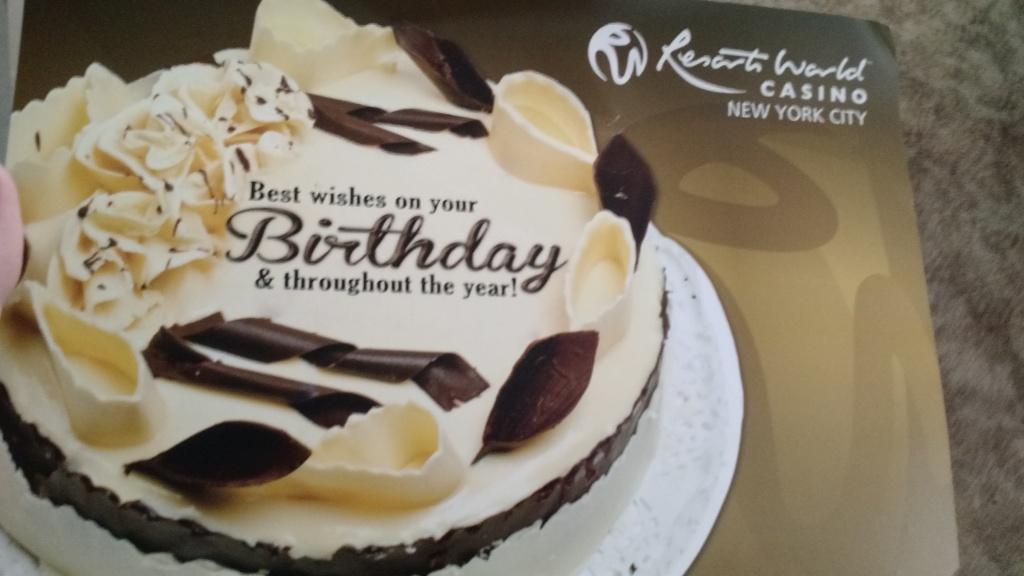 Resort World Birthday 1
