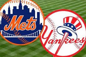 Yankees Mets Logos