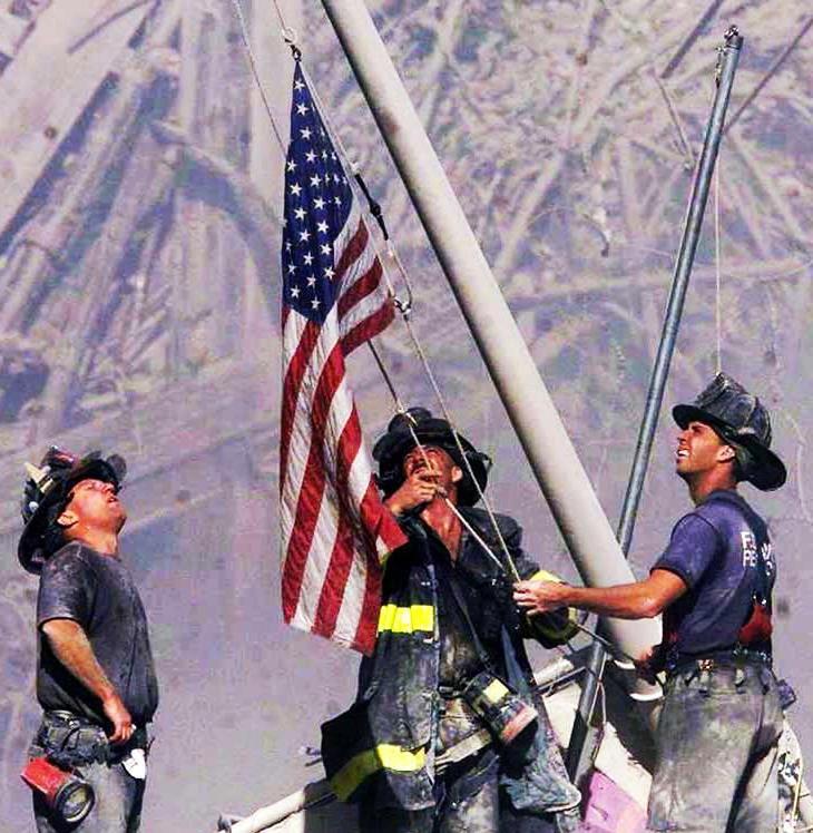 Flag 9/11