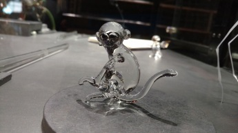 Flameworking Corning Monkey