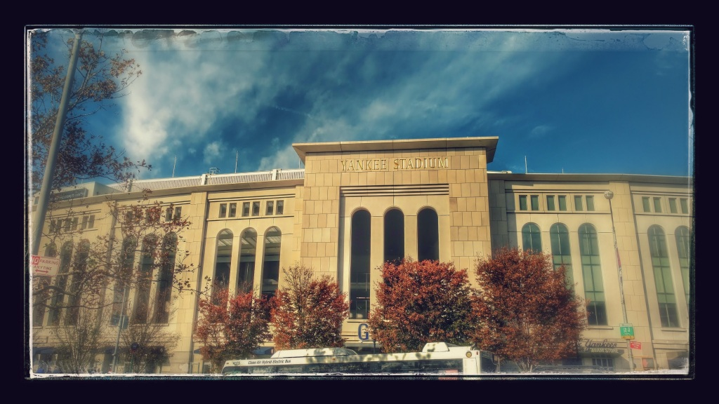 Yankee Stadium Classy