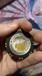 Casino Niagara Chip