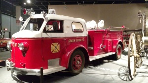 Fire Truck New York State Museum