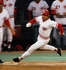 Pete Rose - AP via NYTime.com