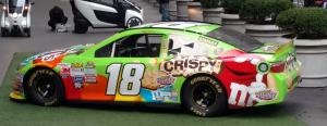 Kyle Busch Championship Car