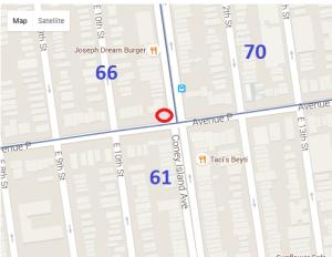 NYPD Precinct Triangle