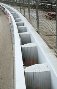 SAFER Barrier in Milwaukee, picture from Wikipedia