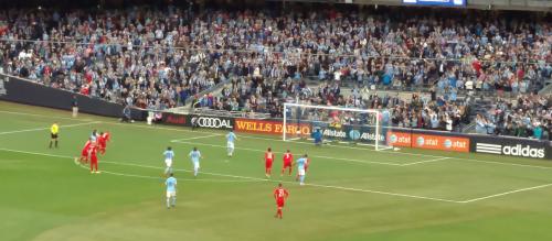 David Villa Penalty Kick Goal