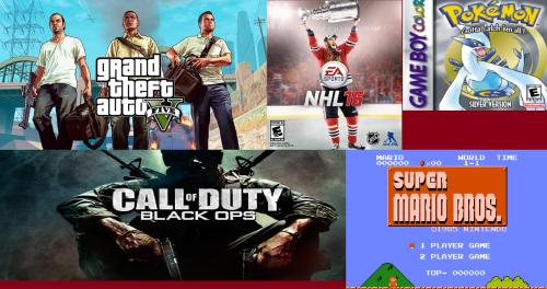 Desert Island Video Games