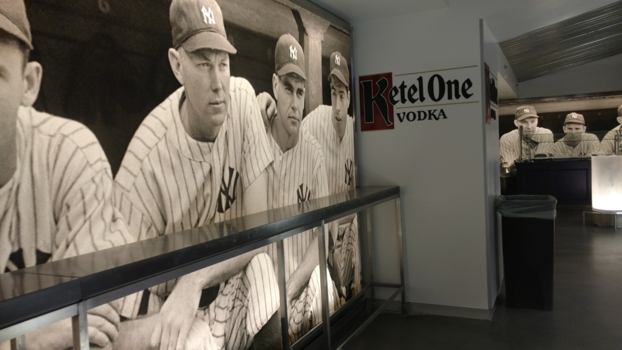 Ketel One Club Yankee Stadium