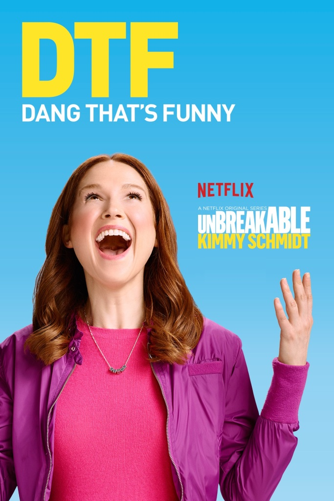 Kimmy Schmidt Season 2