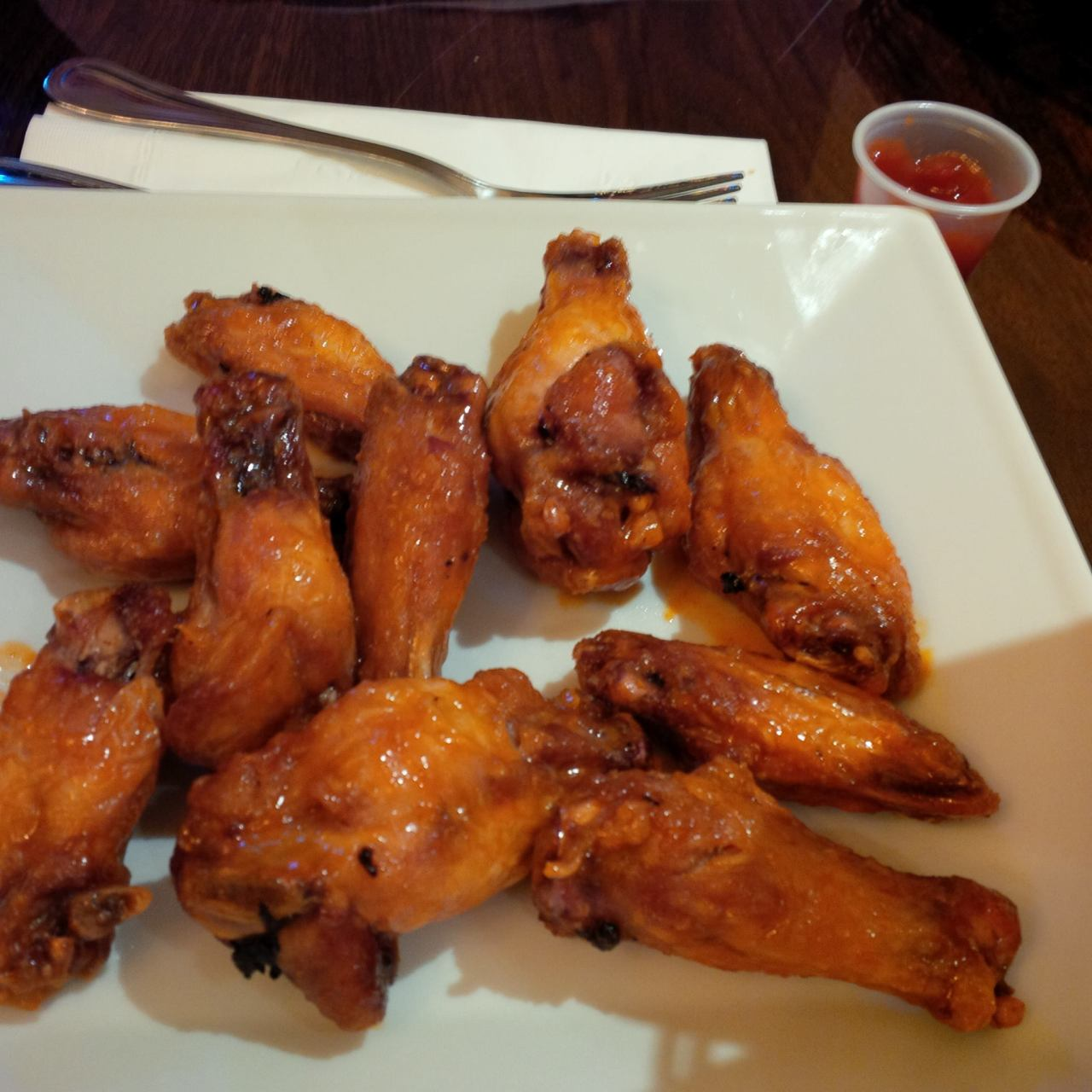 Sophies Bistro Wings