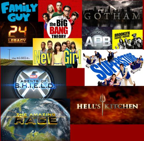 Fall TV 2016