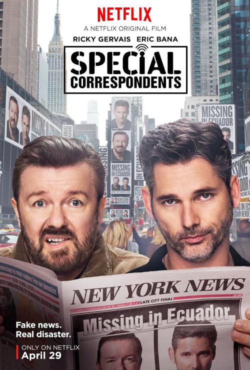 Special Correspondants Poster
