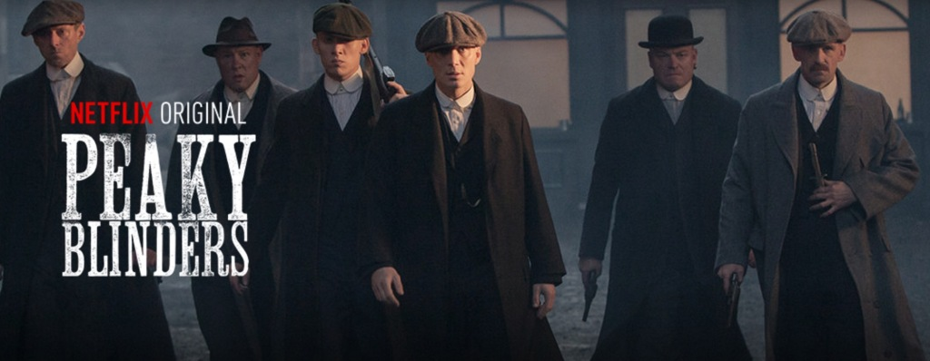 Peaky Blinders Wide