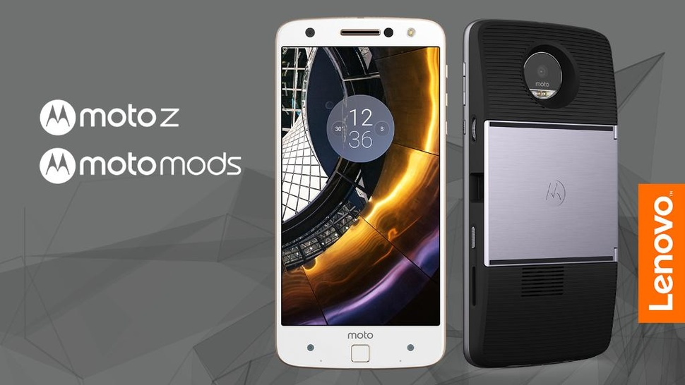 Moto Z and Mods