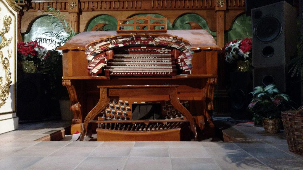 Northlandz Organ