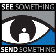 See Something Send Something Logo