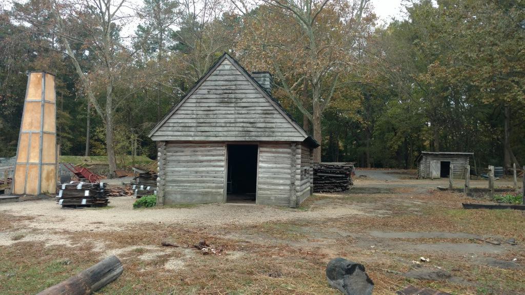 House at Yorktown