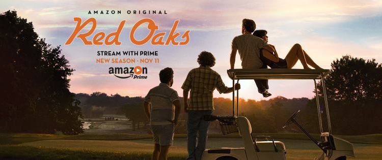 Red Oaks Season 2 Poster
