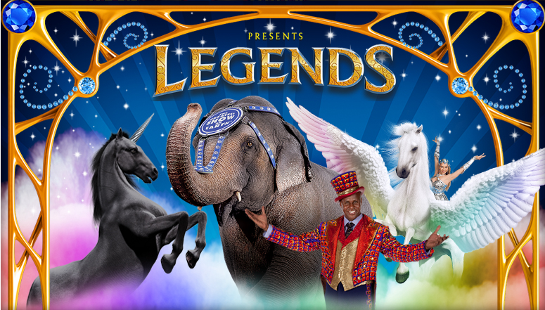 Ringling Bros Legends 2015