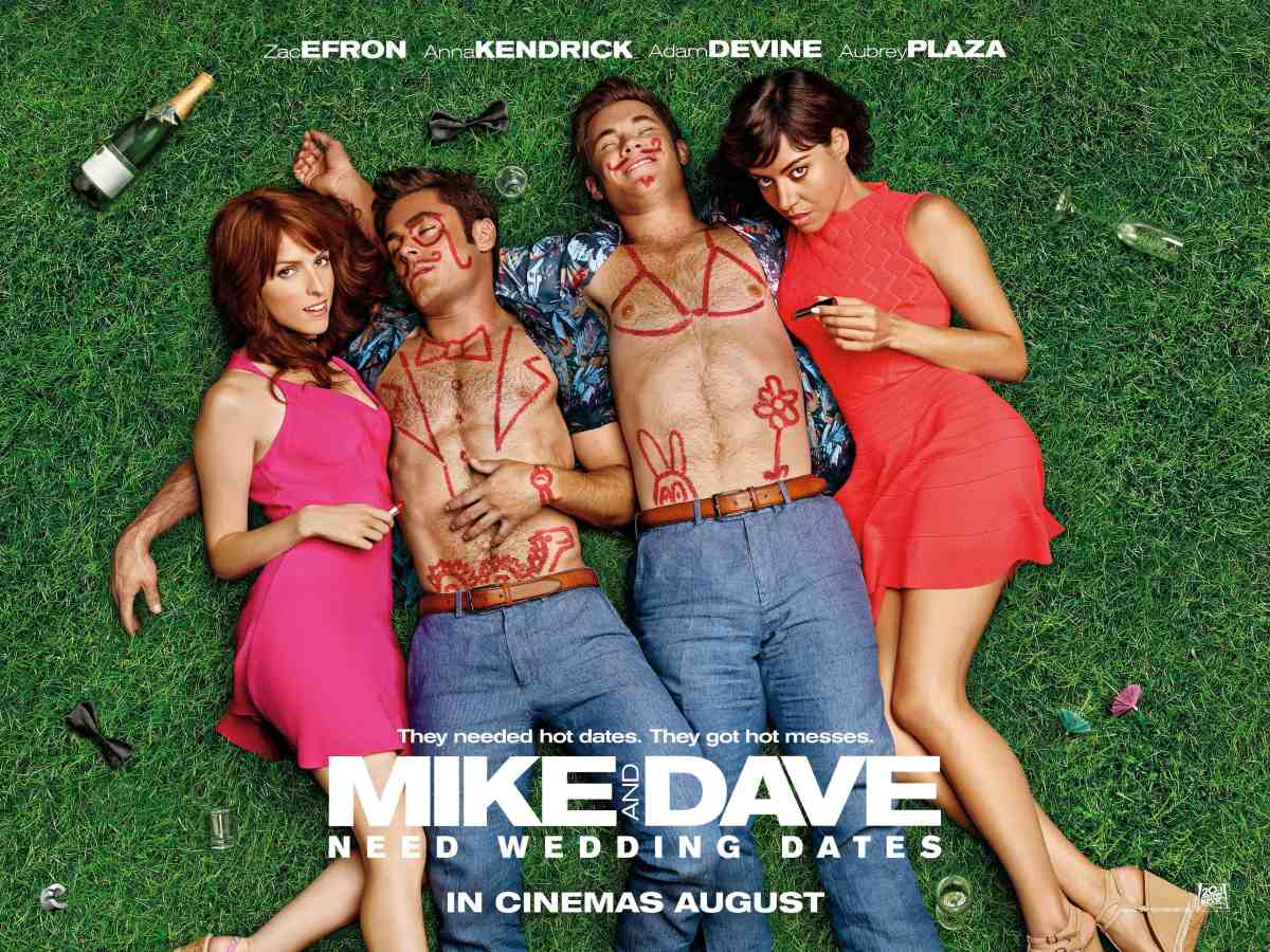 mike and dave need wedding dates review aviously