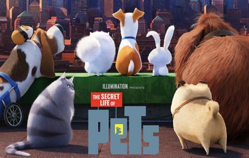 Secret Life of Pets Poster