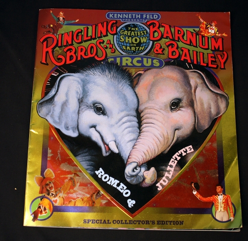 Ringling Bros Romeo and Juliet 1994
