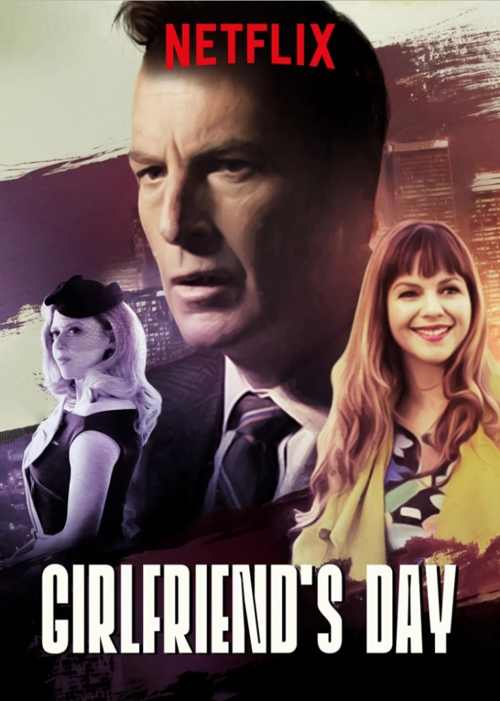 girlfriends day poster