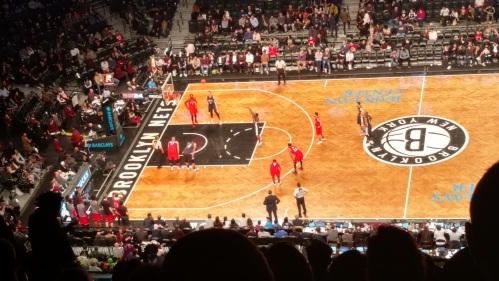 Nets Raptors 2-5-17 Barclays Center