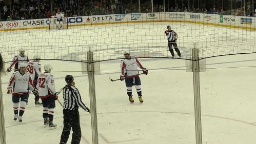 Ovechkin - Rangers vs Capitals 2-28-17