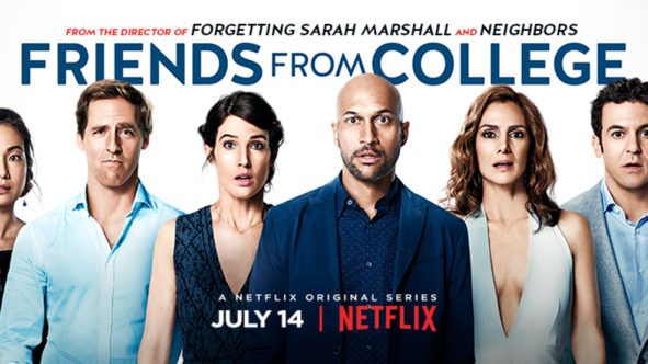 Image result for friends from college on netflix