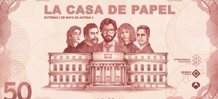 La Casa de Papel / Money Heist – Part 2 | Aviously